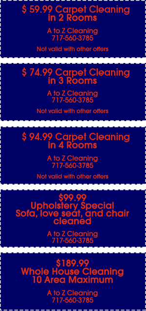 Cleaning Service - Lancaster, PA - A To Z Cleaning